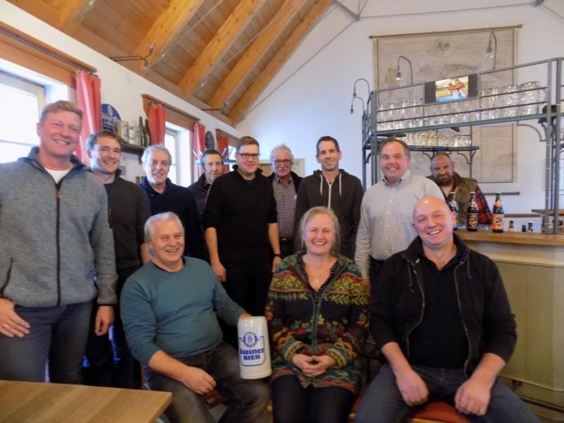 Treffen der Biobraugerstenbauern in Stein