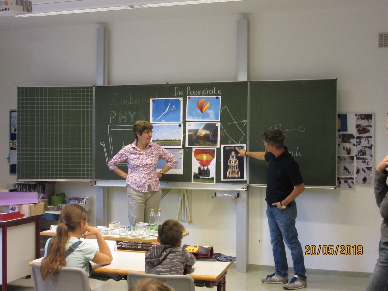 Neues Projekt an der Grundschule Otting-Wonneberg