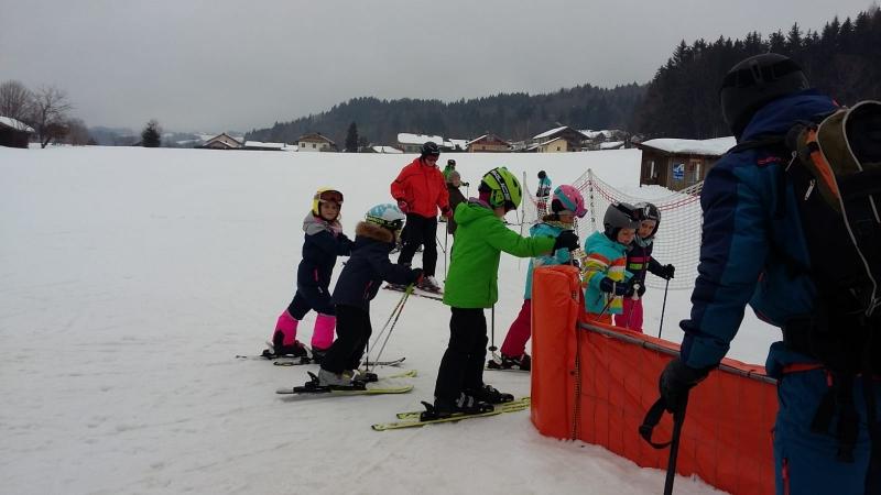 Sportverein St. Leonhard - Skikurs 2019