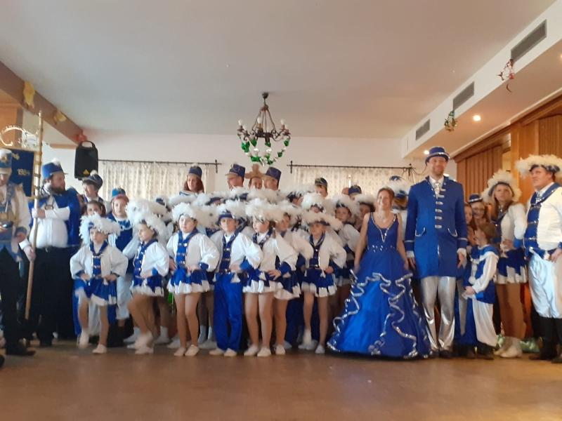 Familienfasching SV Wonneberg