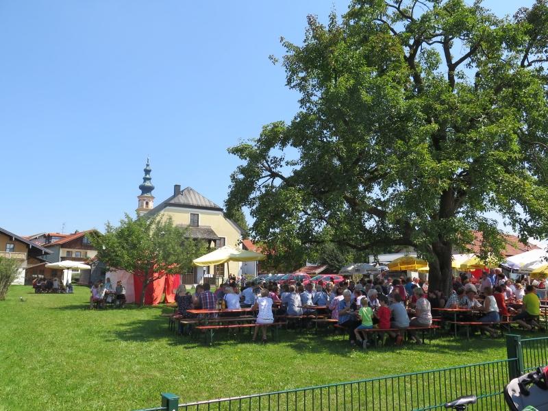 St. Leonharder Pfarrfamilienfest