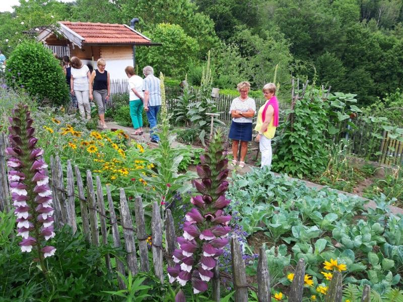 Von Garten zu Garten