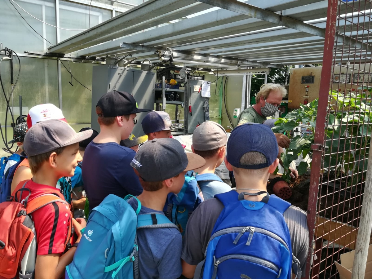 Ferienprogramm des Gartenbauvereins Wonneberg
